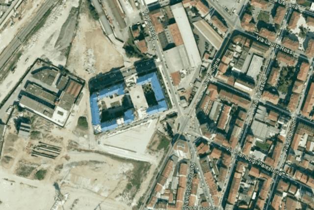 Edificio A.T.C. ex novo a 6 piani con 78 alloggi e autorimessa | Torino