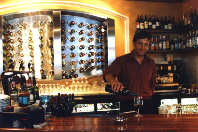 """enoteca e ristorante """"Bar Barù"""""""