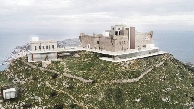 Concorso Art Prison a Favignana